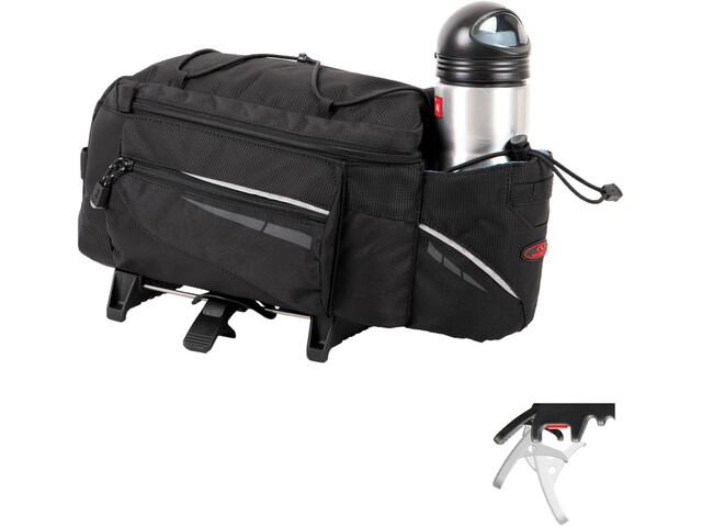 Norco Ohio Gepäckträgertasche Topklip schwarz